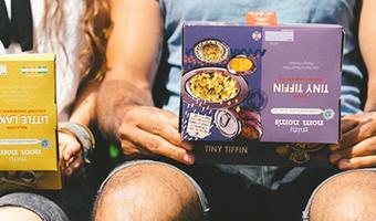 Talking brand innovation with Lisa Sohanpal, founder of Nom Noms World Food