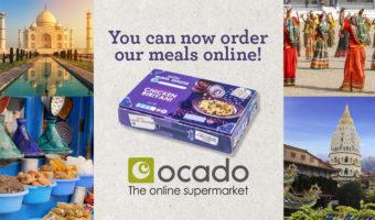 Nom Noms World Food arriving at Ocado in February 2017