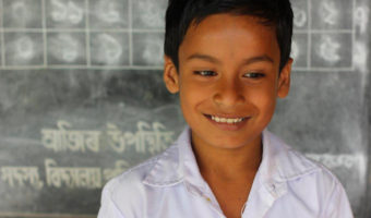 A 5th Grader's Verdict on the Mid-day Meal Menu