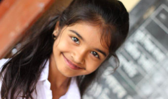 Mid-Day meal boosts girl child enrolment in a school