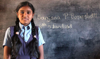 On being a student, a daughter and a school topper
