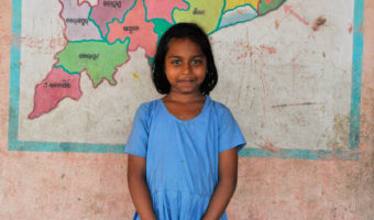 Suchismita Nayak – A girl with a dream to be a police officer