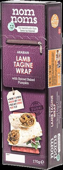 lamb tagine wrap