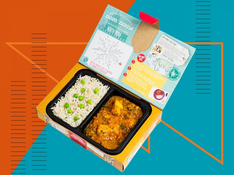 Encouraging a taste for travel: the kids meals adding global flavour