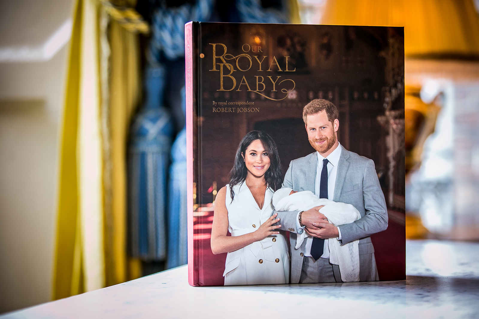 Nom Noms Hand-picked & Featured by The Royal Family!