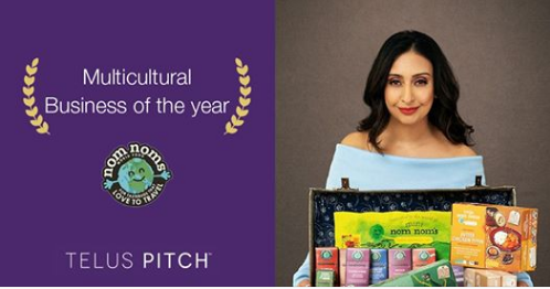 Nom Noms Wins 2019 Telus Multicultural Business of the Year